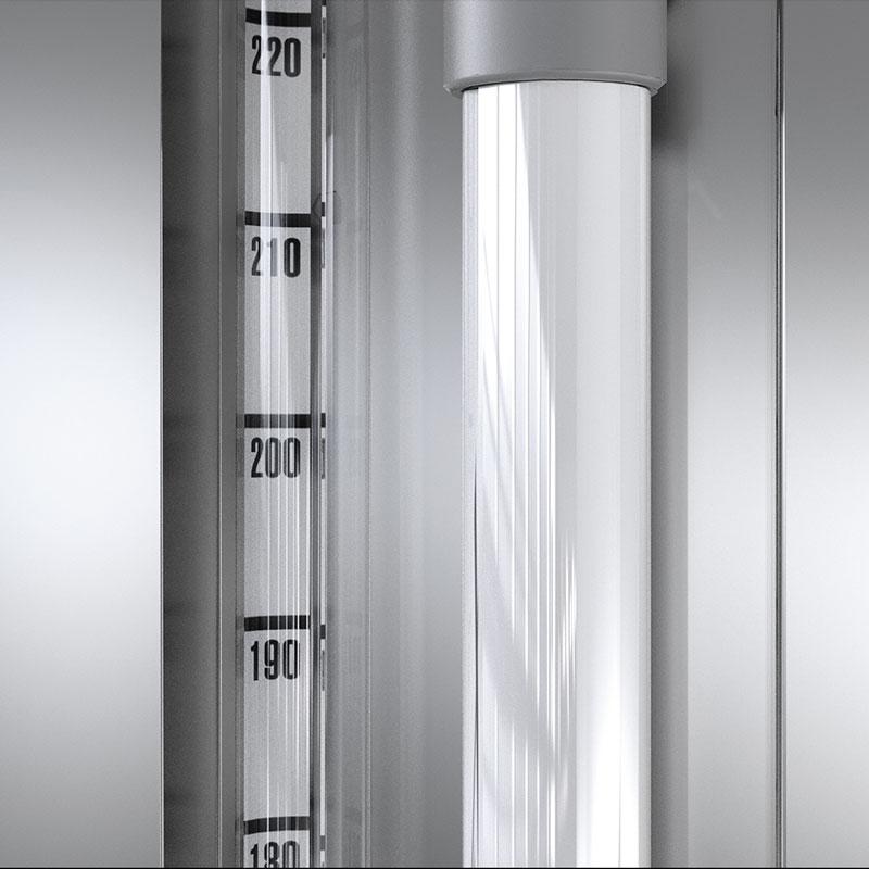 controllo livello acqua raffreddatore