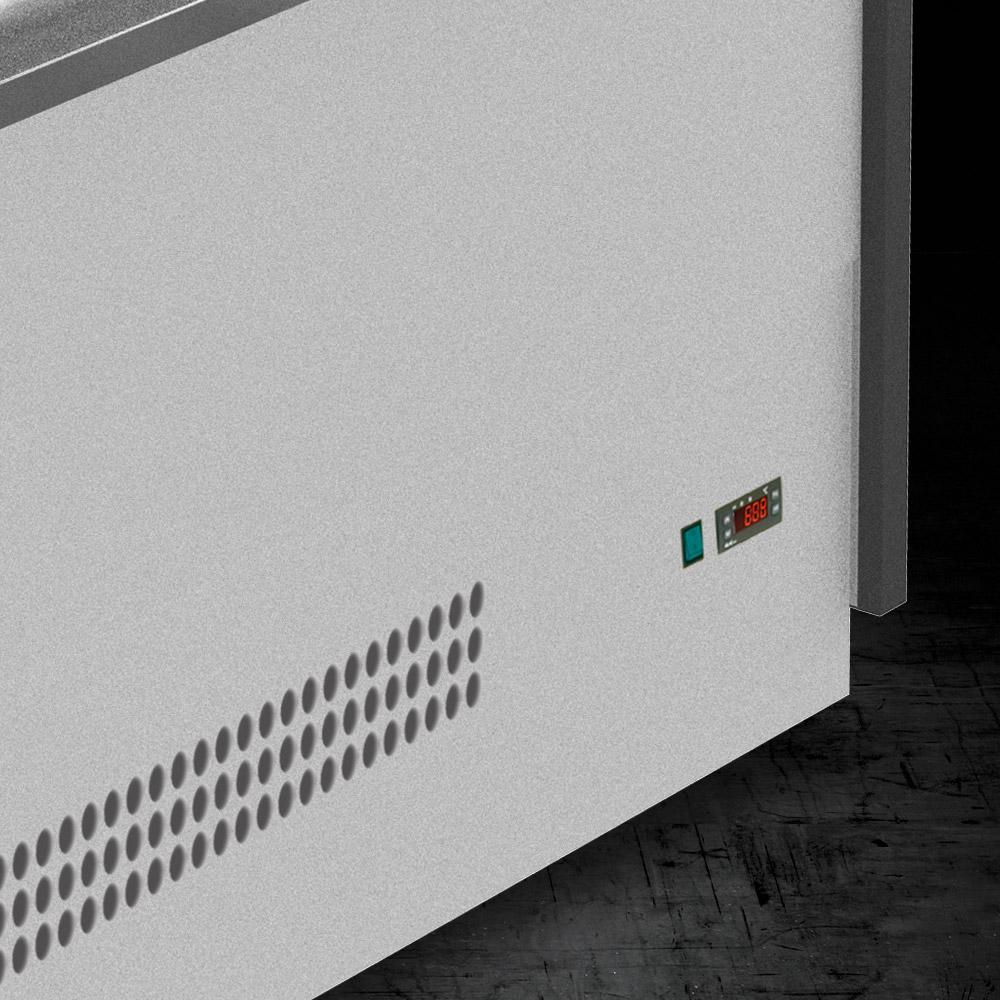 sistema controllo elettronico mastercool